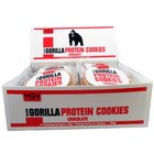 Black Gorilla Protein Cookies