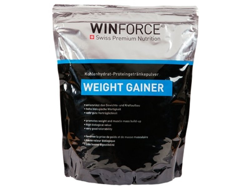 WinForce Weight Gainer 2500g Beutel