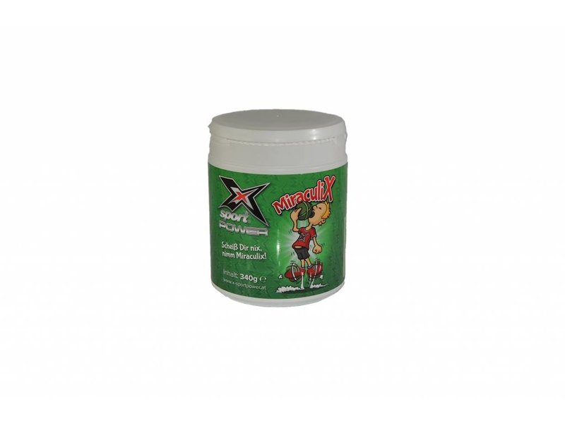 X-Sport® POWER MiraculiX Pre-Workout Booster