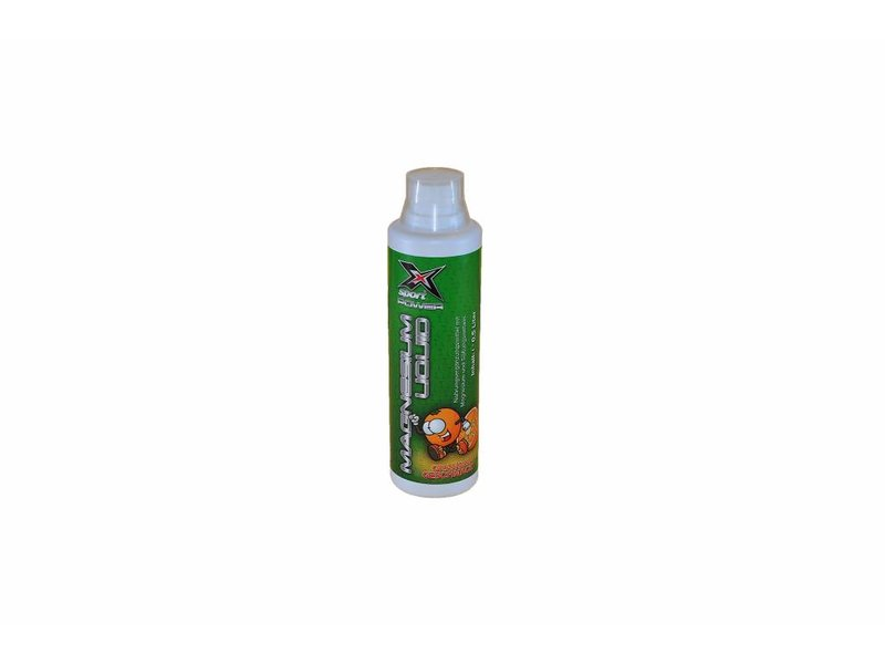X-Sport® POWER Magnesium Liquid Orange 500ml