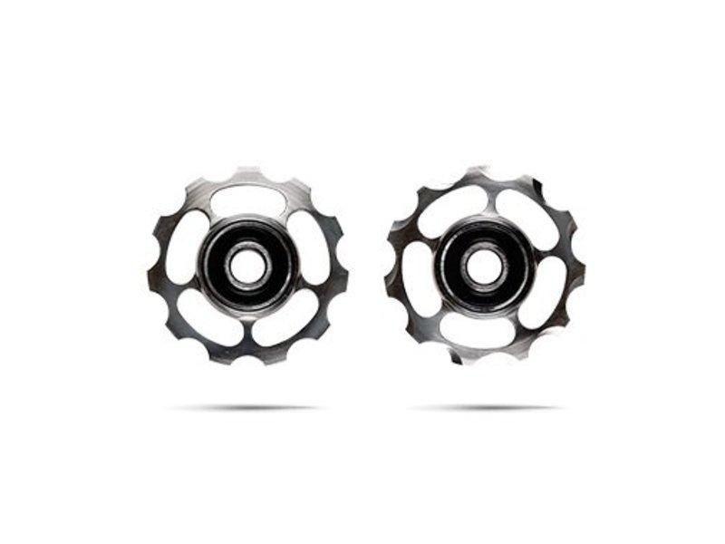 ceramicspeed Schaltungsrädchen, Shimano 11-fach, Titanium