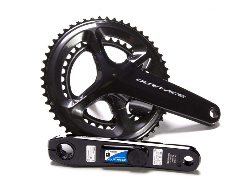 Stages Cycling Powermeter Shimano Dura-Ace 9100 LR