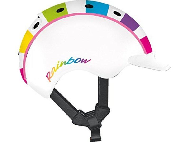 Casco Mini 2 Regenbogen S 52-56 cm