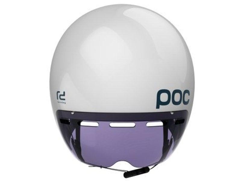 POC Cerebel Raceday Aero Helm