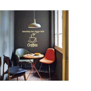 Wall Decal Coffee