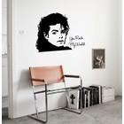 Muursticker Michael Jackson