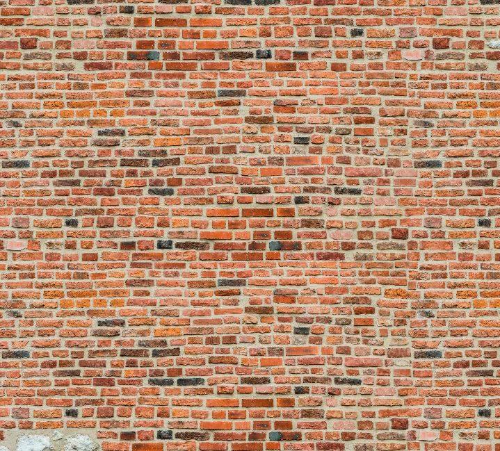 Photo Wall Stones Medieval Brick Design Walldesign56