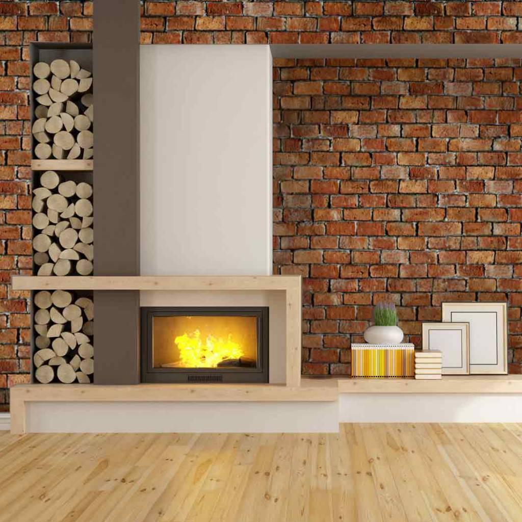 Fotobehang Keuken Design : fotobehang stenen baksteen classic design fotobehang stenen baksteen