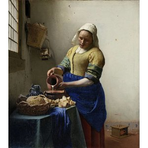 Bild The Milkmaid