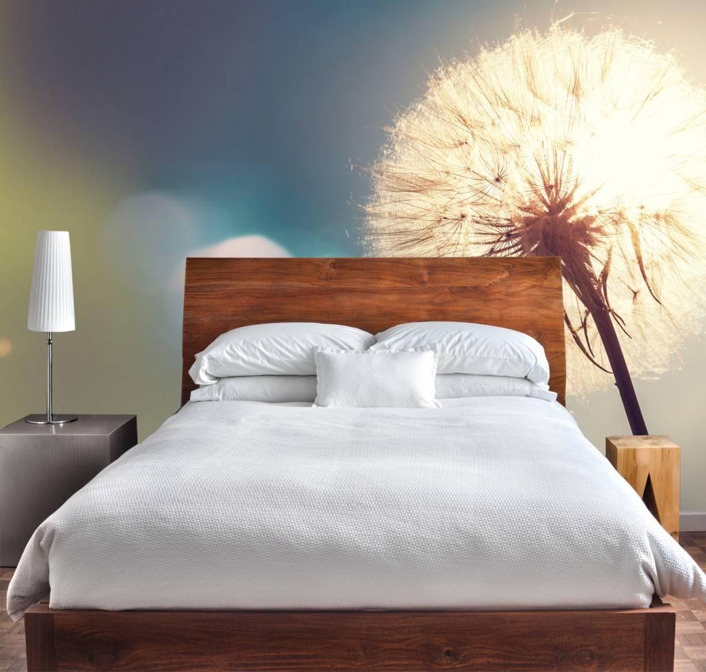 fotobehang slaapkamer bloemen ~ lactate for ., Deco ideeën