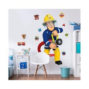 Wandaufkleber Fireman Sam