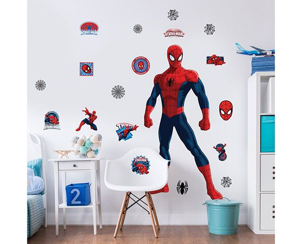 Bon Wall Decal Spiderman