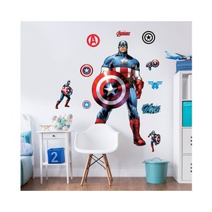 Wall Sticker Captain America