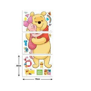 Muursticker Disney Winnie the Pooh