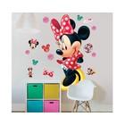Muursticker Disney Minnie Mouse