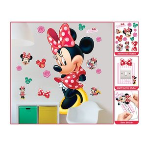 Wandsticker Disney Minnie Mouse