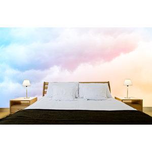Fotobehang Wolken