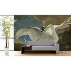 Mural Endangered Swan