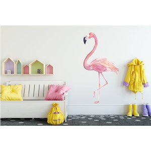 Wall Sticker Flamingo