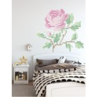 Wall Sticker Flower Embroidery