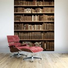 Photo Wallpaper Bookcase