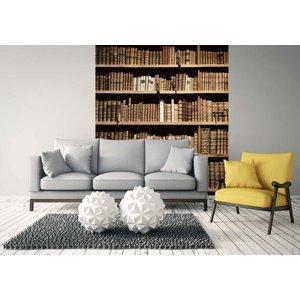 Photo Wallpaper Bookcase