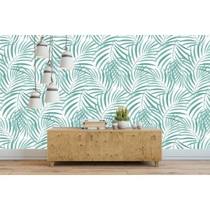 Photo Wallpaper Palm Green