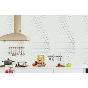 Fotobehang Line Geo Light Design