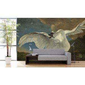 Mural Bedriegde Swan 400 x 260