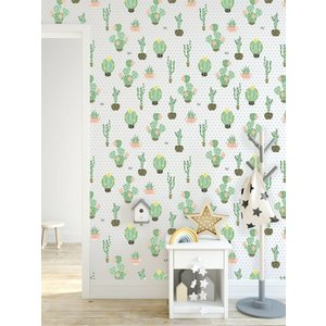 Wallpaper  Cactus Dreams