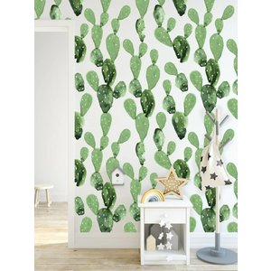 Wandtapete Cactus Dreams 2