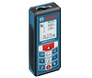 Bosch GLM 80 Afstandmeter met gratis USB auto oplader