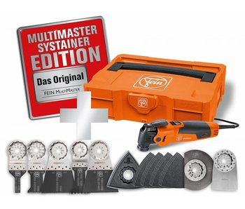 "Fein FMM 350 Q SL Multimaster ""Systainer Edition"""