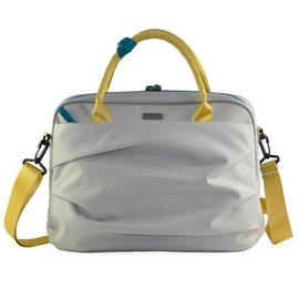 Y.U.M.C. Haight Fashion Satchel Bag Reflecxion (Silver)