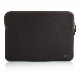 Trunk Neoprene Sleeve Black MacBook 12 inch