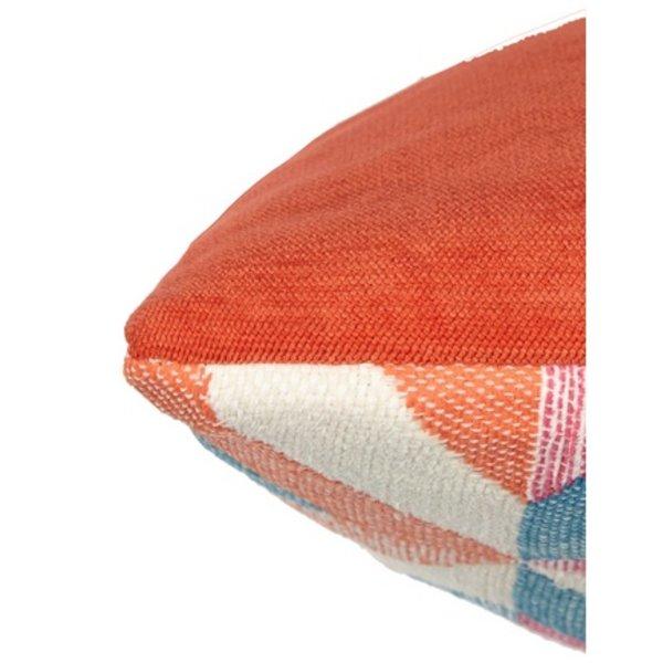 Cushion cover Sep blue 35 x 50