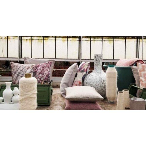 Cushion cover Marijke blue 35x50