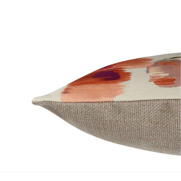 Sierkussenhoes Dot rood 50x35 en 50x50