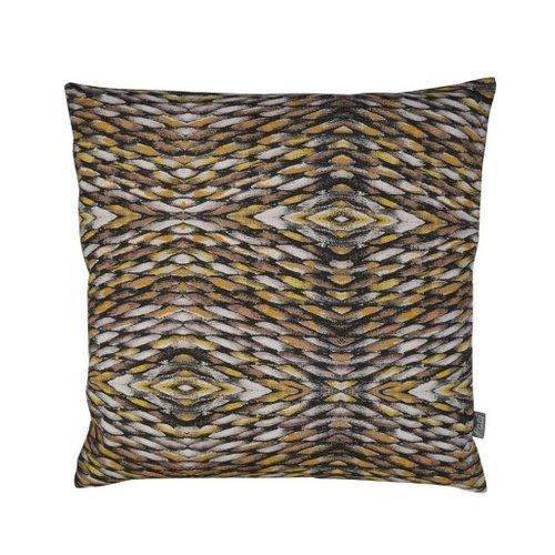 Raaf Cushion cover Rope yellow