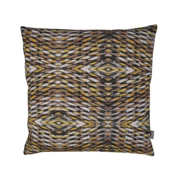Raaf cover Cushion Rope yellow