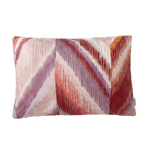 Raaf Cushion cover Anita coral