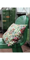 Cushion cover Roos Red