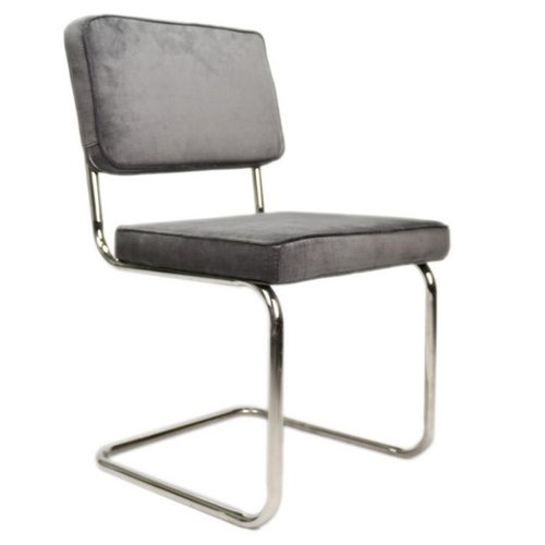 Het Landhuys Rib Chair grey