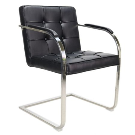 Het Landhuys Chair Bauhaus 9 boxes black