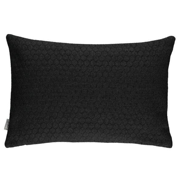 Raaf - Cushion cover Bijenkorf black 35x50