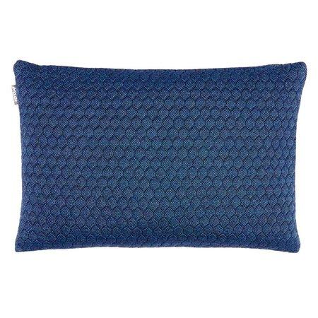 Raaf Cushion cover Bijenkorf dark blue 35x50