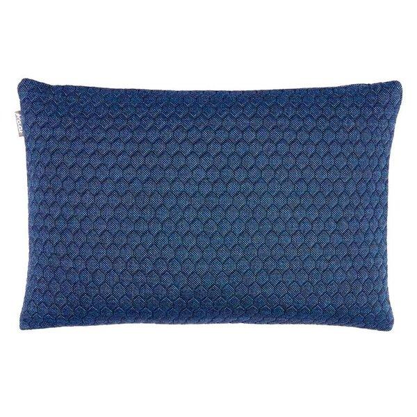 Raaf Sierkussenhoes Bijenkorf donkerblauw 35x50 en 50x50
