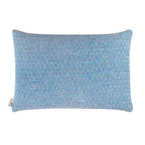 Raaf Cushion cover Bijenkorf blue 35x50