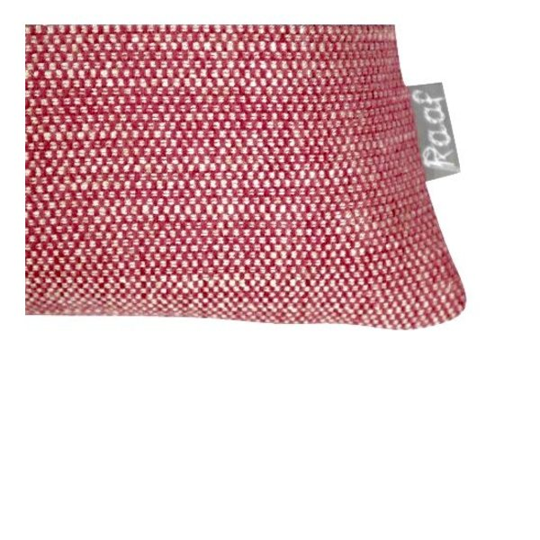 Cushion cover Christien pink-red 35x50