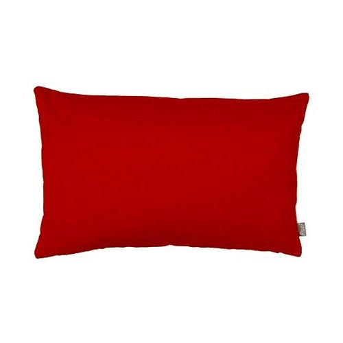 Raaf Cushion cover Suedine red-orange 40x60cm